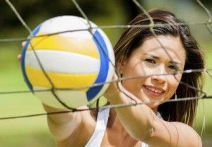 Volleyball tryouts can be intimidating. The pressure is on and a spot on the team is on the line. Here is a list of things you can do to help standout at your upcoming tryout. #Volleyball #Athletics #Tryouts #Advice #Sports #Exercise