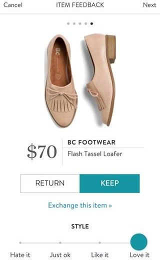 BC FOOTWEAR Flash Tassel Loafer from Stitch Fix.   https://www.stitchfix.com/referral/4292370