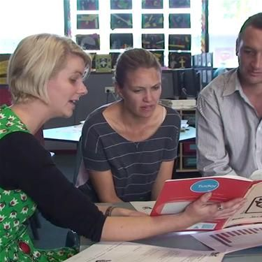 Engaging parents/carers - AITSL, Australian Professional Standards for Teachers