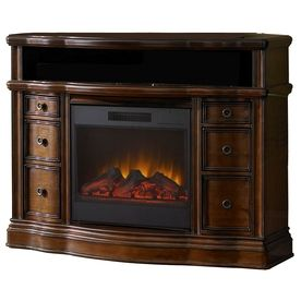 Electric fireplaces Electric and Mink on Pinterest