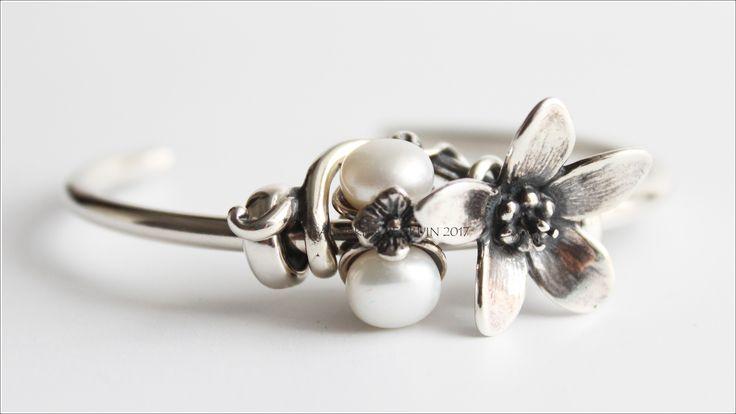 Trollbeads bangle bracelet by ©Sanderijn de Bruin