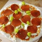 Pizza Pepperoni – Pizza alla diavolo