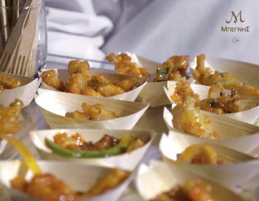 Τι θα λέγατε για μια εξωτική νότα στον γάμο ή την εταιρική σας εκδήλωση;  Εντυπωσιάστε τους καλεσμένους σας με μοναδικές γεύσεις της Ασιατικής κουζίνας, άψογα σερβιρισμένες από τη Μπεγνής!