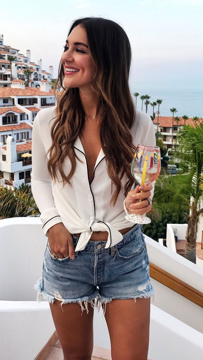 8+ Amazing Summer Outfit Ideas To Feel In Love With  Spring