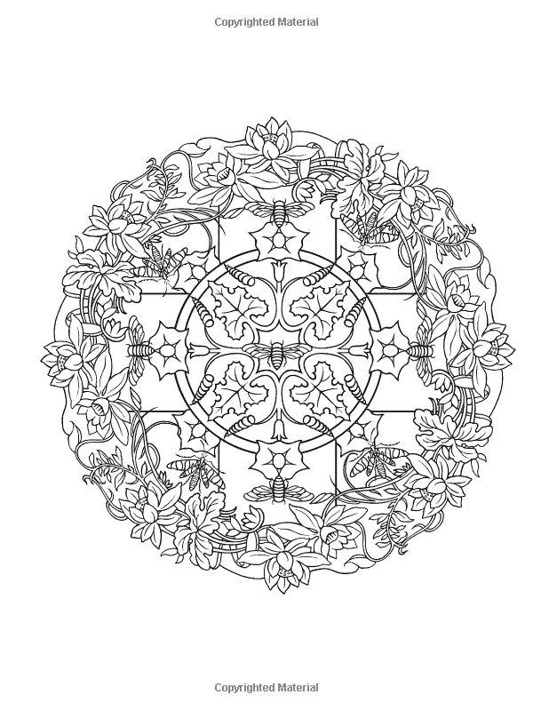 17 Best Images About IColor Mandalas On Pinterest