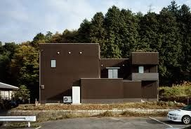 dark brown house exterior paint - Google Search