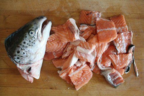 The Nasty Bits: Fish Head Soup