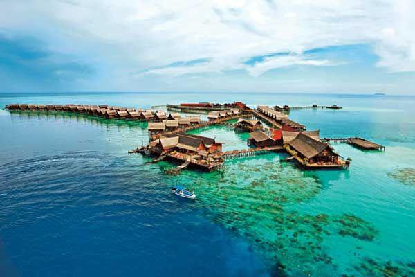 Sipadan Kapalai Dive Resort!