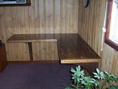 diy floating desk l shape shaped desk question riuef. Black Bedroom Furniture Sets. Home Design Ideas