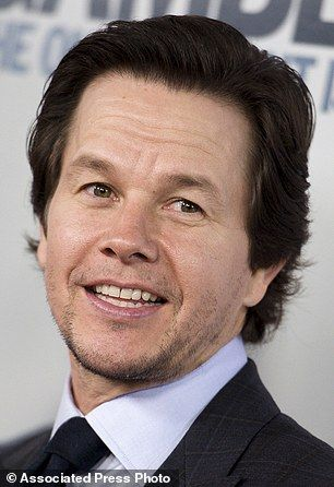Mark Wahlberg, pictured in November, arrives at the premiere for his latest movie The Gambler