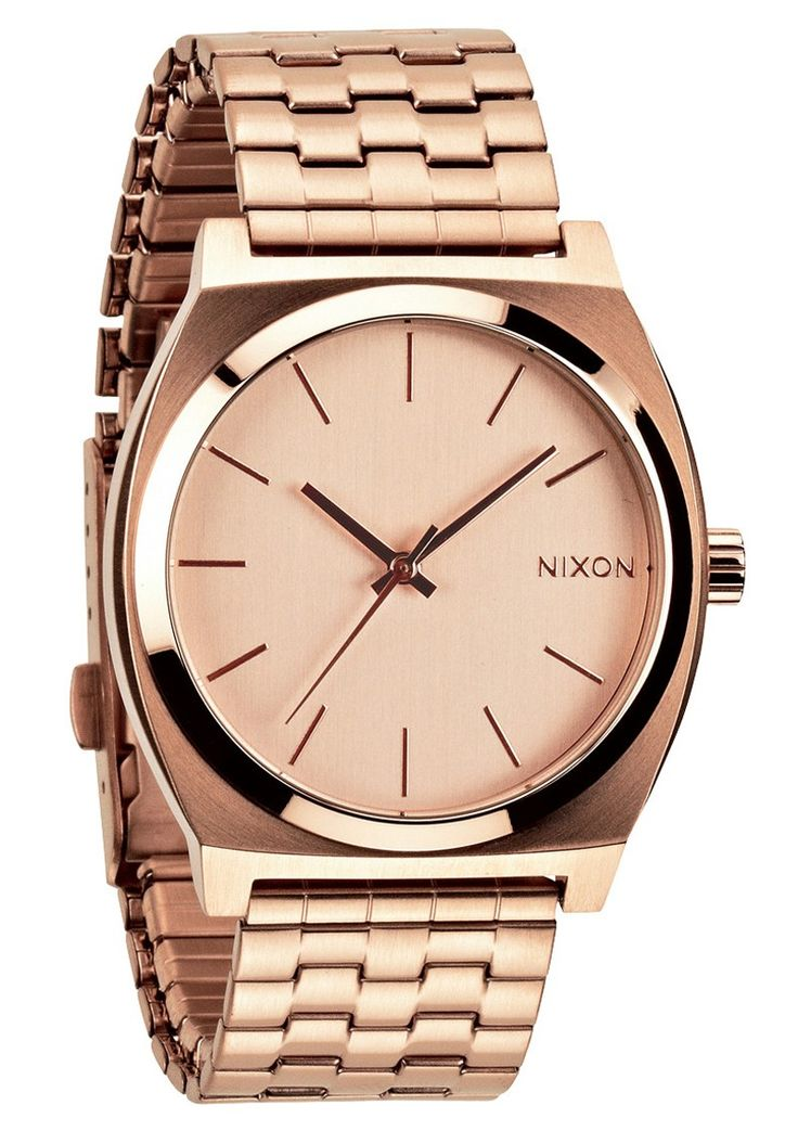nixon time teller all rose gold a045 897 i want this. Black Bedroom Furniture Sets. Home Design Ideas