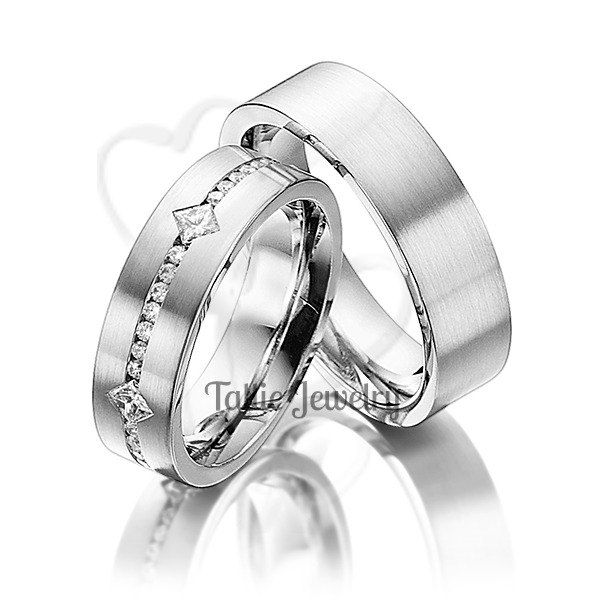 210 best Matching Sets images on Pinterest Diamond wedding rings