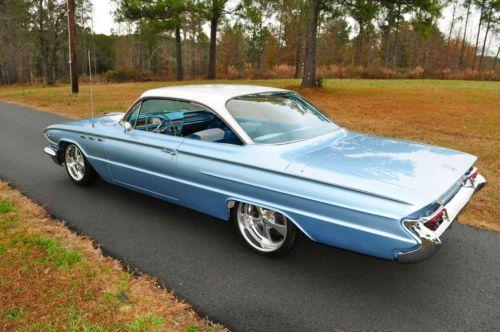 buick pro touring | 1961 Buick Lesabre Bubbletop, Rarer than Impala, Pro Touring Hot ...