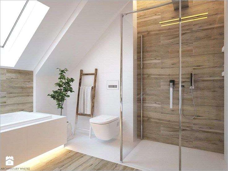 Steinfliesen Bad Einfach Badezimmer Gestalten Char…