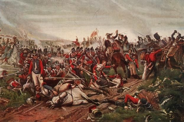 a history of the battle of waterloo the last battle of the napoleonic wars Home daily military history the napoleonic wars: the battle of jena  's free special report, the battle of waterloo  last year history repeats for napoleon.