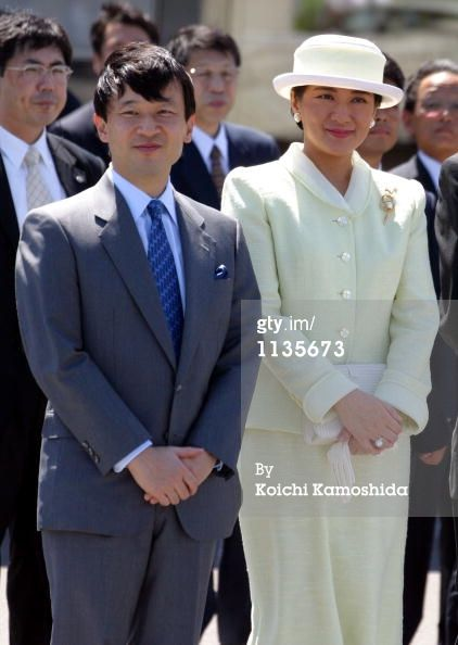Princess Masako, July 20, 2002