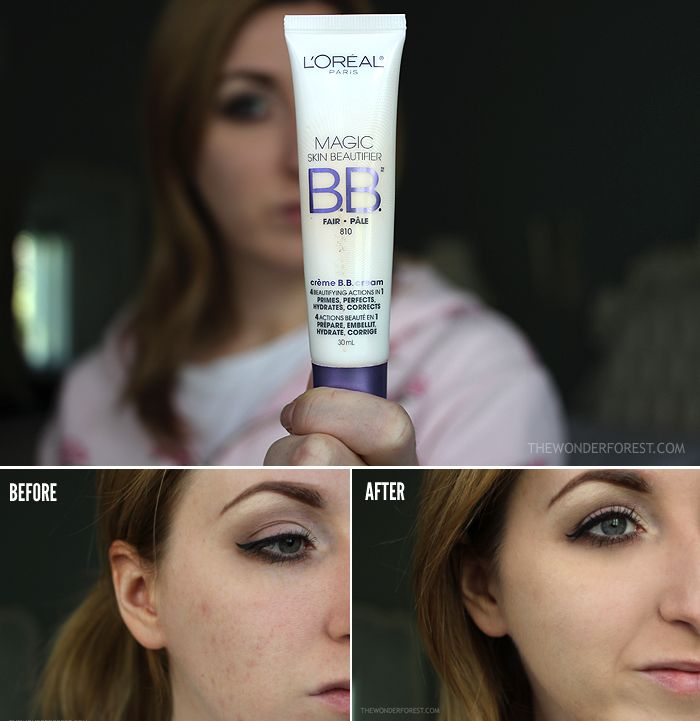 I've tried a few BB creams and this is by far my favourite.