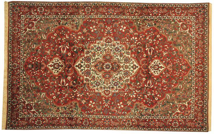 Rustic Peace (11' x 7') Bakhtiari rug from Iran - #handmade #persian #rugs #rug #handknotted #oneofakind #ooak #Bakhtiari #Iran #cotton #wool