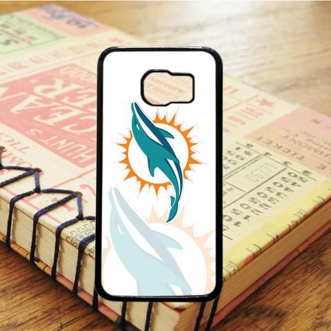 Miami Dolphins Nfl American Football Team Logo Samsung Galaxy S7 Case