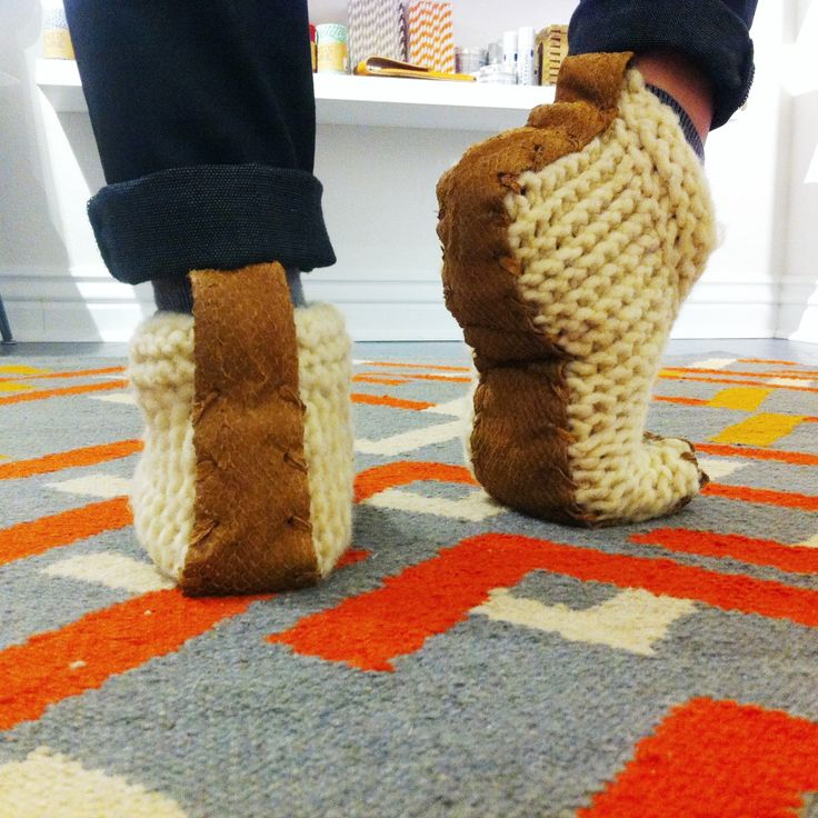 Chilote House Slippers