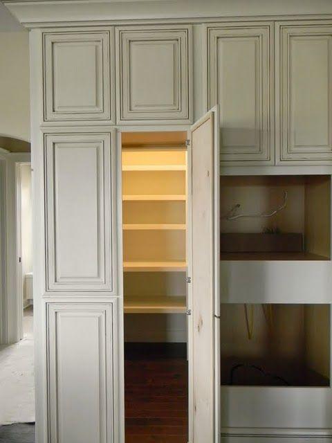 Best 25+ Hidden pantry ideas only on Pinterest | Dream kitchens ...