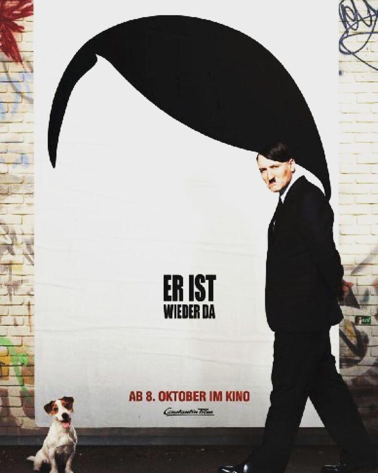 94.01.23 Er Ist Wieder Da فيلم الماني #filmbaz2 #filmbaz  خلاصه داستان:فیلم داستان پدیدار شدن دوباره آدولف هیتلر در قرن 21 بعنوان یک کمدین می باشد.