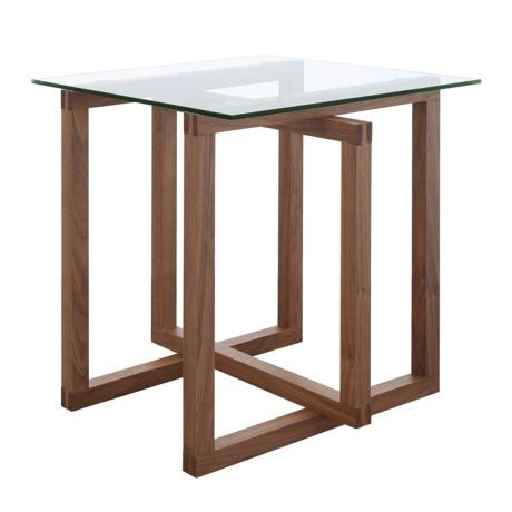 KYRA 55x55cm side table