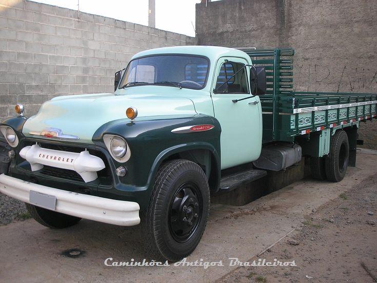Brazil Chevrolet Pickup's - Google Search