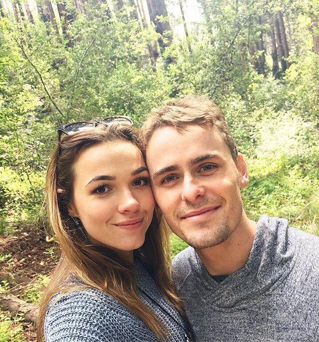 Demi Harman and Alec Snow #HomeAndAway