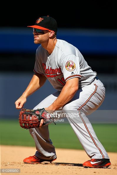 News Photo : Chris Davis of the Baltimore Orioles in action...