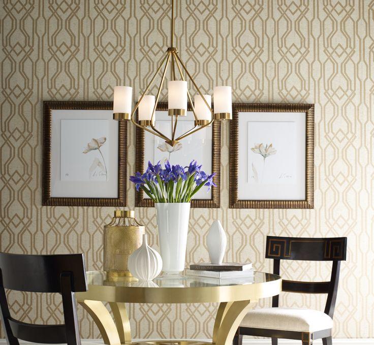 Best Lighting Fixtures Chandeliers Images On Pinterest - Bronze dining room light
