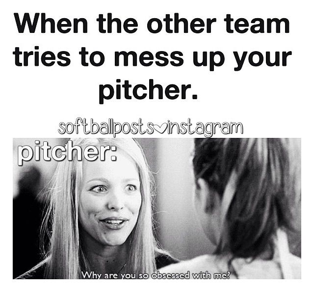 Ugh hate this. Whenever I pitch, the other team always cheers. Hate that so much.