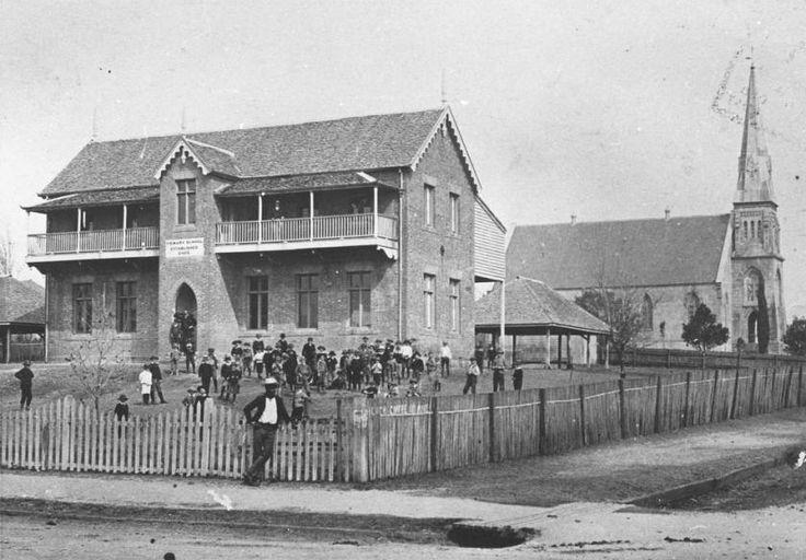 National School Ipswich,_ca._1890