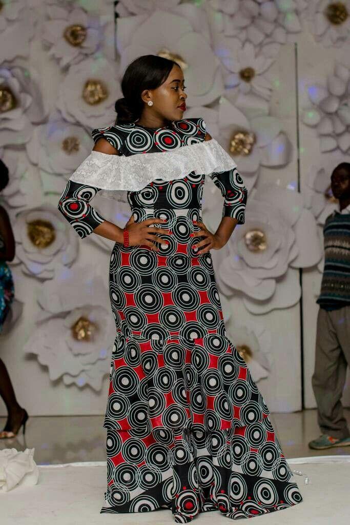 15c3ce455a46 Pin by gwen kauta on African print designs by tashfash in 2018