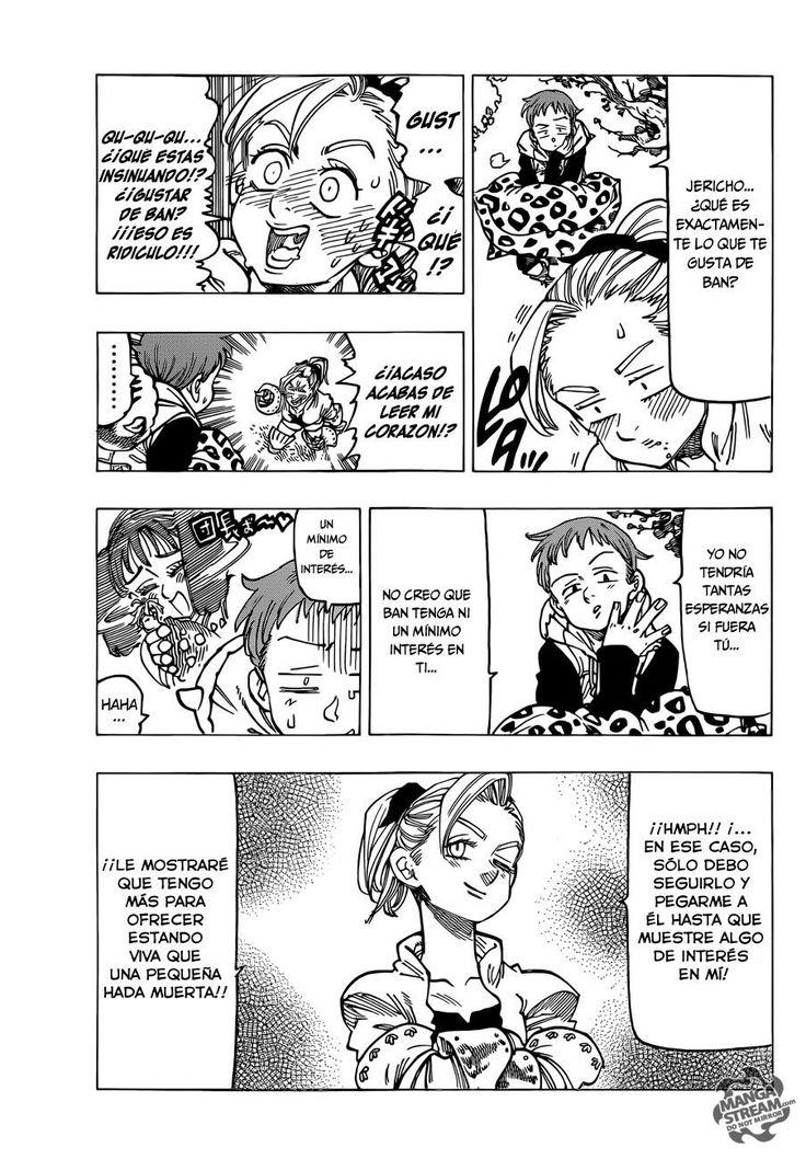 Pin de Ammy en Nanatsu no taizai Manga gratis, Leer