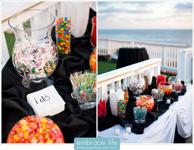 9 best images about candy bar ideas on pinterest candy for Candy bar for weddings receptions