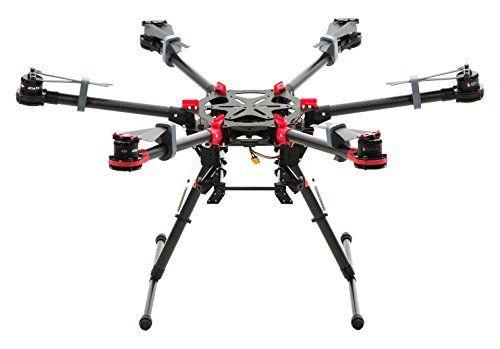 DJI 16000000Multicopter S900spreading wings, Vehículo