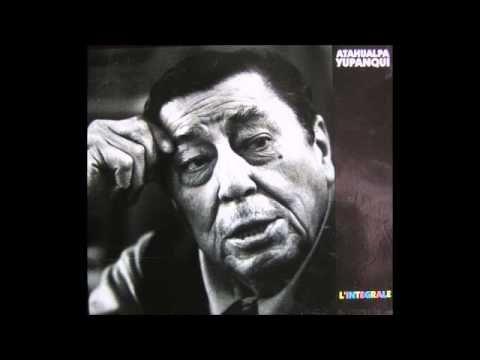 "Atahualpa Yupanqui - ""Integro (L' Intégrale)"" - 5 Álbumes Completos (1992)"