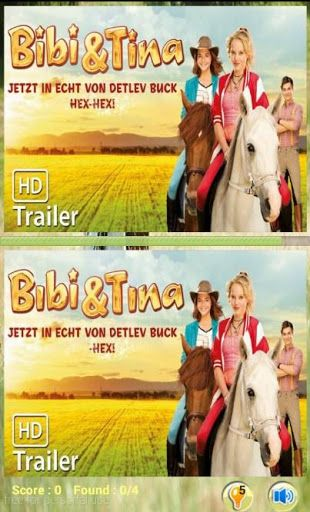 Do you Love Bibi&Tina? Get this Bibi&Tina Find Difference Game.<br>Here Bibi&Tina want you to help them finding the differences on pictures. Observe carefully and do your best.<p>Disclaimer:<br>-This is not an official app of Bibi und Tina and the Brand name, logo & other assets are property of it's respectful owner.<br>-The content in this app is powered by Google and YouTube. All the content in the app is hosted on Google and YouTube which is available in public domain.<br>-If you have the…