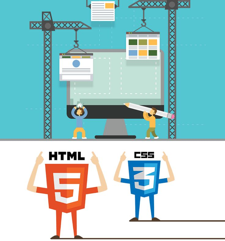 In the web development process, HTML and CSS is the very base for it. Today, we cannot really think of building a website without using CSS or HTML. They are first brick in the making. They are the essentials for designing any kind of website today. Be it eCommerce or a CMS, basics start with CSS and HTML.