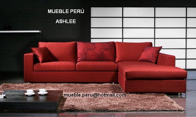 Sofa seccional ashlee elegante y moderno dise o ideal para - Tapices para sofas ...