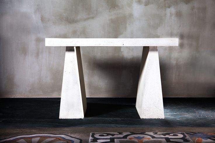 #custom #concrete #handmade #greece #coffee #table #concretefurniture #design #causegreymatters #cement #beton #white #taylormade #gingerbar