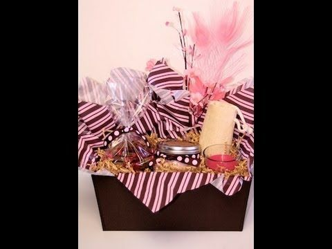 8 best Gift Basket Obsession images on Pinterest | Gift wrapping ...