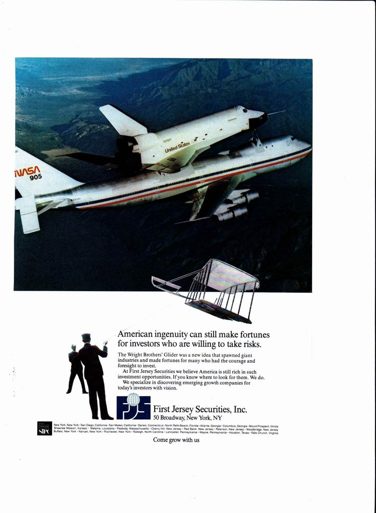 1983 First Jersey Securities ad - National Geographic, February 1983