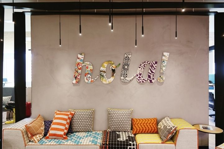 LinkedIn Office by Il Prisma, Madrid – Spain » Retail Design Blog