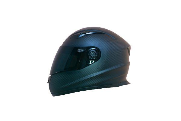 Casque moto intégré fibre de carbone Riot (Noir) - Price:  Casque moto intégré en fibre de carbone Riot avec deux vitre de rechange (fumé et clair). DOT + ECE. Pourquoi acheter ce casque? Il est léger. C'est le casque carbone le plus léger de sa catégorie (1,2 kg). Sécuritaire. Surpasse les certification DOT + ECE. Silencieux. Sa visière ajustée «flush» et son intérieur ajustable empêche […]  Cet article Casque moto intégré fibre de carbone Riot (Noir) est apparu en premier sur Centre de…