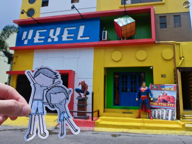 Check out our awesome adventure at Yexel's Toy Museum! :)  http://tmblr.co/ZuSlpn1m5JOVZ