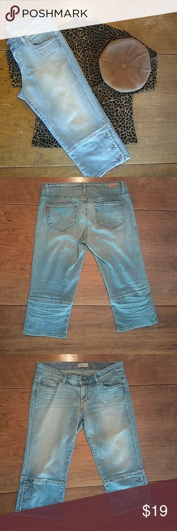 Selling this 💥SALE💥Paige premium denim on Poshmark! My username is: brandwynne. #shopmycloset #poshmark #fashion #shopping #style #forsale #Paige premium denim #Denim