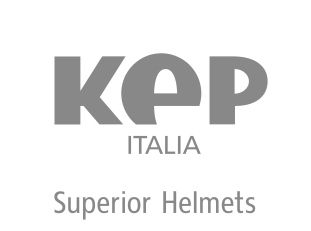 KEP Italia Logo - KEP Helmets are sold via www.justriding.com