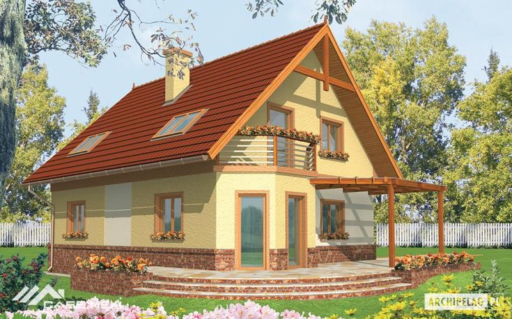 Modular homes Mexi homes offer house projects, on metal structures, one floor houses, houses with attic, or even two floors houses. Mexi metal structure is suitable for any type of construction, either a traditional or modern architecture.